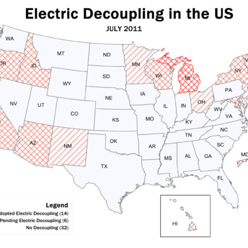 Research Rocky Mountain Institute - Map of electric utilities in the us