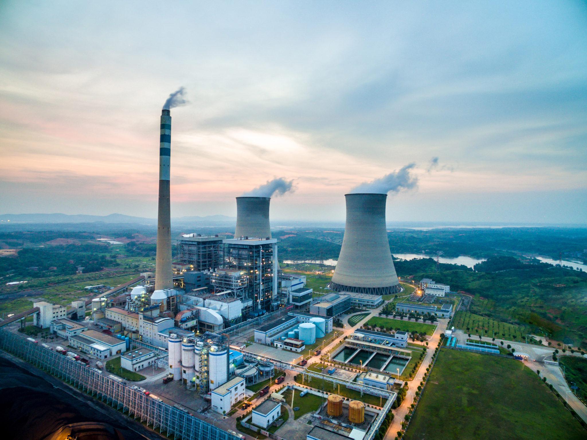 Does  U201cfuel On Hand U201d Make Coal And Nuclear Power Plants